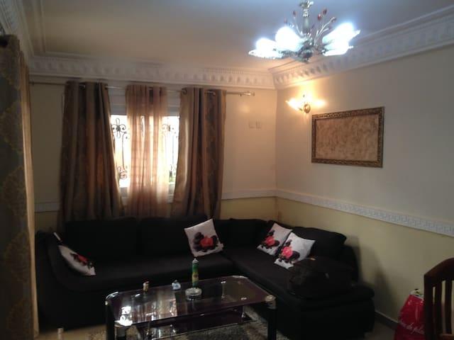 appartement meublé a odja minkan