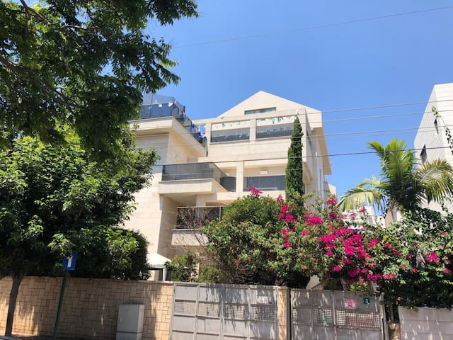 Quiet Apartment in a great location in Raanana