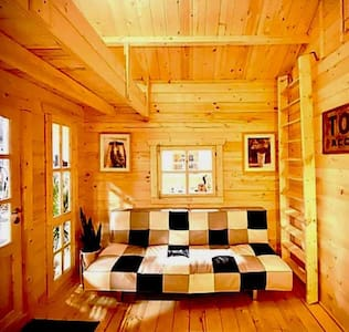 Cozy Cabin #2 - private cabin in the wilderness!
