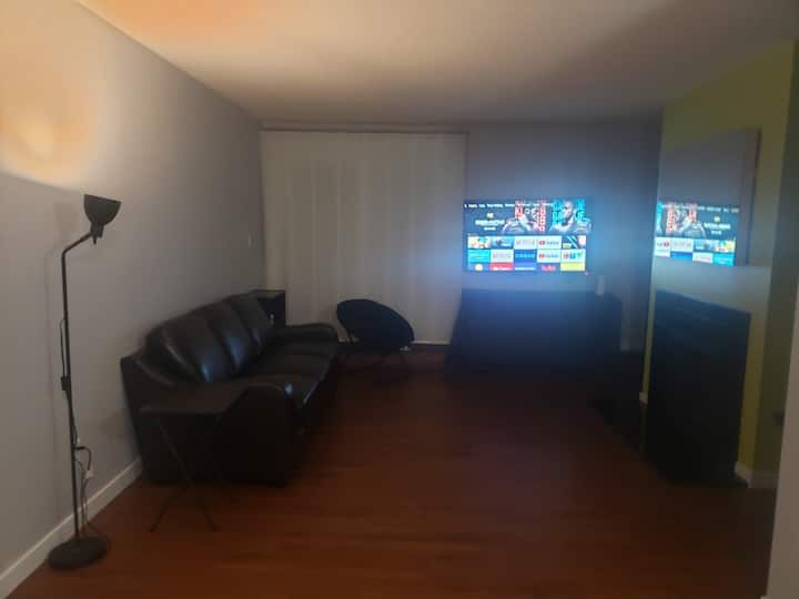 Private 1 Bedroom Condo in South of Winnipeg