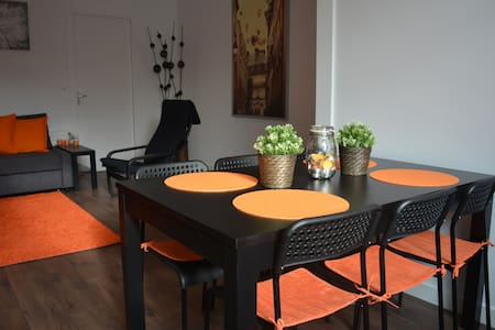 Lovely big appartment 20 min from A'dam Central - Bussum