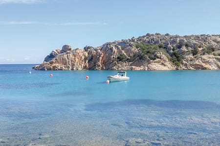 Holiday apartment with 2 bedrooms on 60m² in La Maddalena -OT-