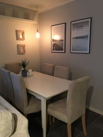 Cozy apartment near Rensåsen and city centre