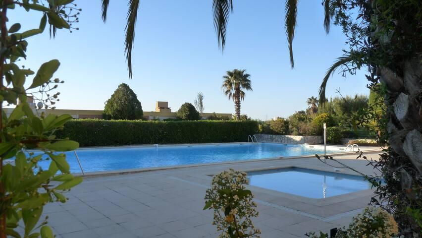 appartement 4/6 pers avec grande terrasse vue mer - Bandol - Apartemen