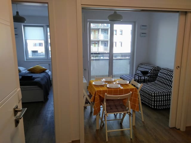 Cały apartament przeworska