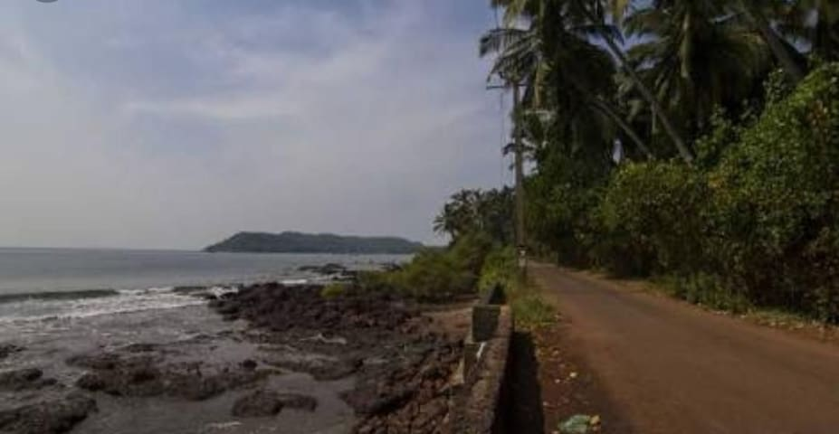 Path to Reis magos beach