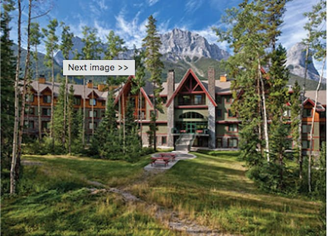 Canmore getaway for four - Canmore - Apartmen