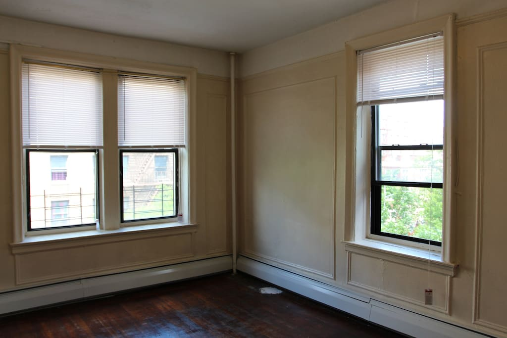 10x15 Cozy Private Room with great lighting Window View.  Largest Room you will find in this price range.