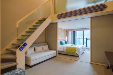 一呆公寓·大理滨海俊园(复式套房) - Dali - Apartament