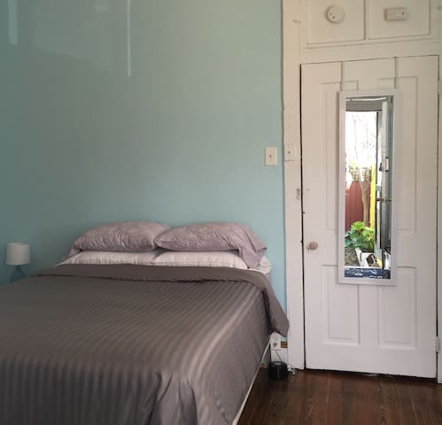 Private Room, Bath & Entry 2 Blocks from Streetcar - New Orleans - Talo