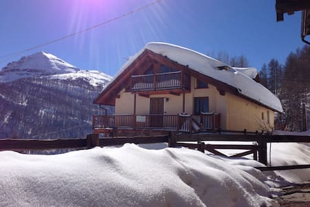 Heart to heart with the mountain! Brand new attic! - Pragelato