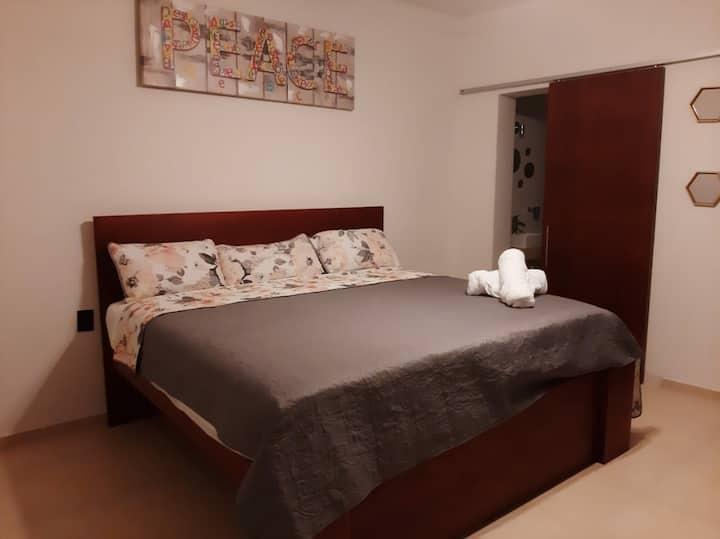 Suite Aurora, a 5 minutos del centro de Colima.