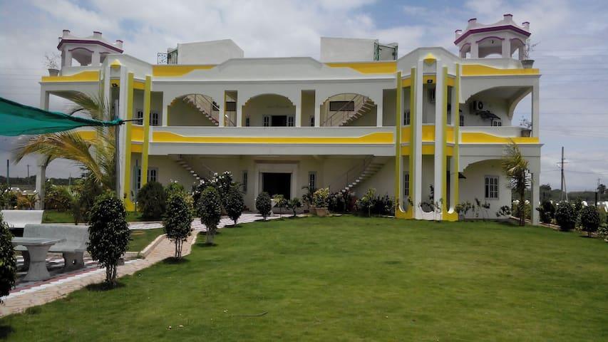 Countryside resorts Shadnagar