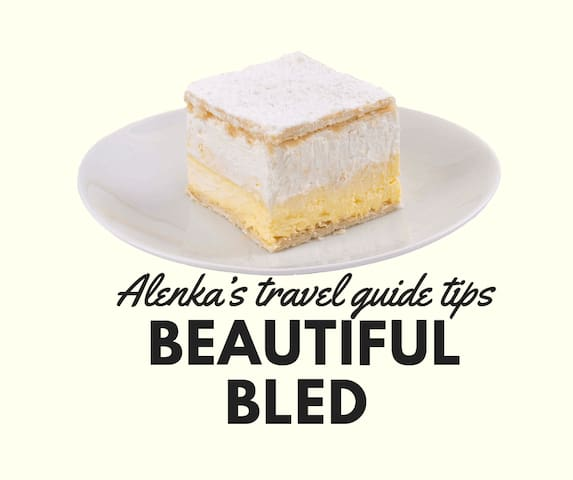 Alenka's travel guide tips