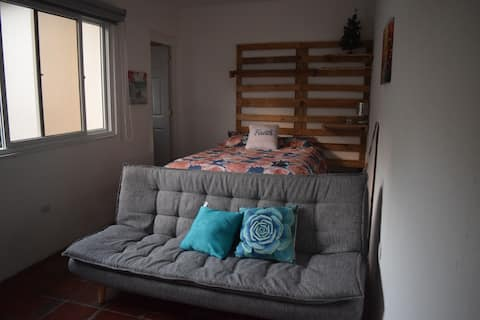 LOW PRICE NEW&COZY  LOFT  5 MIN FROM CASA DE DIOS