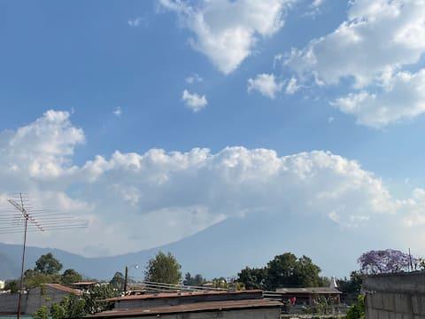 Cómodo apartamento en Antigua Guatemala