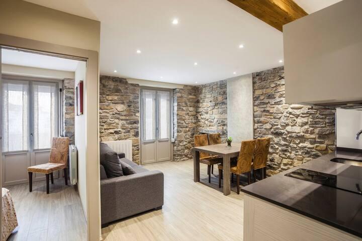Apartamento en Pirineos ( Biescas ) - Biescas - Apartment