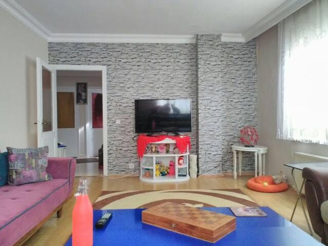 Cosy room - İstanbul/Şişli /Fulya  - Loft