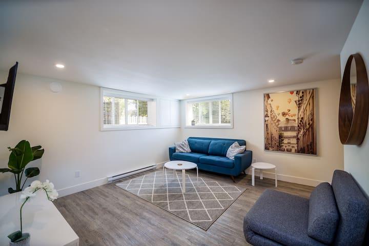 Bright New Fairfield Suite!!!