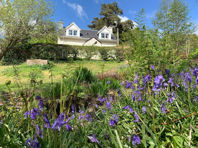 Rowanlea cottage, Strontian.