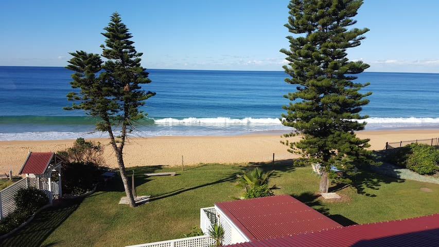Penthouse apartment with direct beach access; 11 - Collaroy - Lägenhet