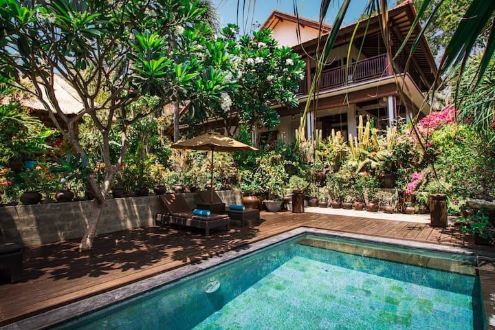 Villa Bukit Malas 1, 3 Bedroom villa and pool