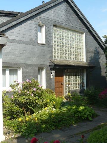 Perfekte100-m²Komfort-Ferienwohnung - Wermelskirchen - Lejlighed