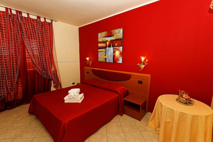Private Room - Bed &Breakfast La Villetta