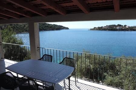 Modern luxury - brand new seafront apartment - Lastovo - Lejlighed