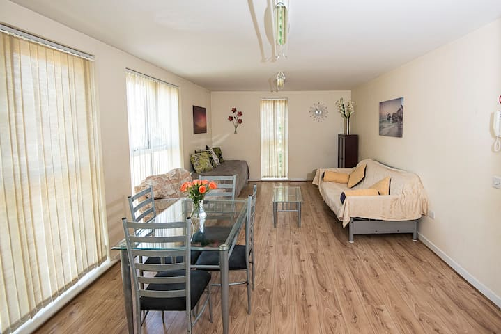 Green View - Salford - Apartment