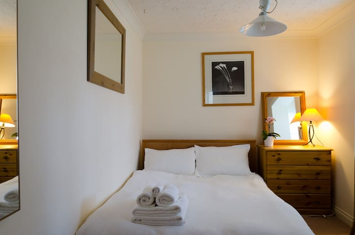 Double Room No 2. Single occupancy - Digby - House
