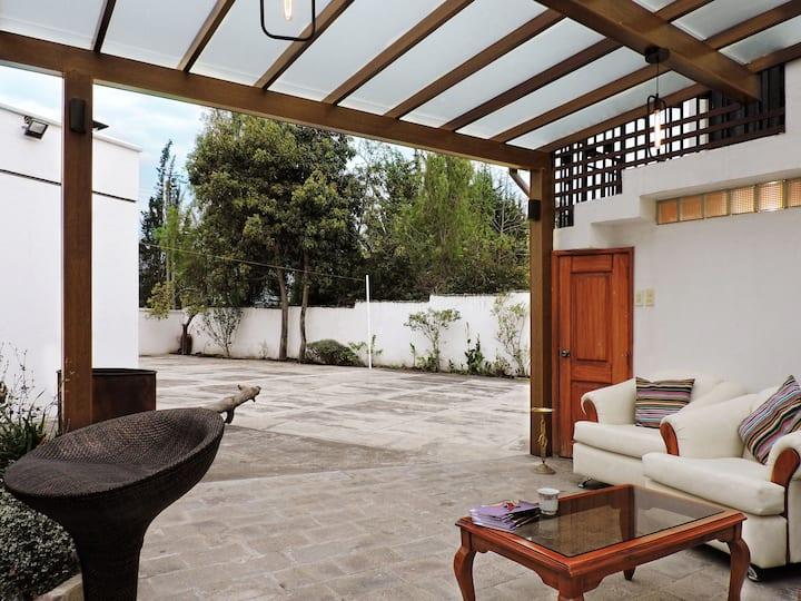 Hermosa Casa Rural, La Merced Valle de los Chillos