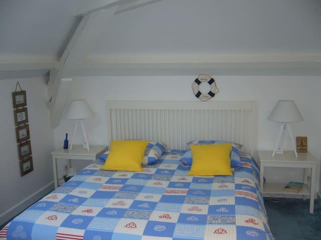 ARVI-PA / Ker Nath'y sur lit de 160 - Arbin - Casa de hóspedes