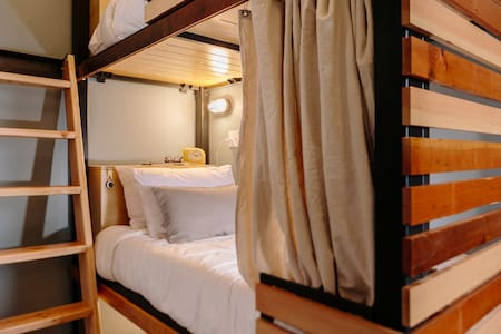 Bunk Bed (U) in The Society Hotel