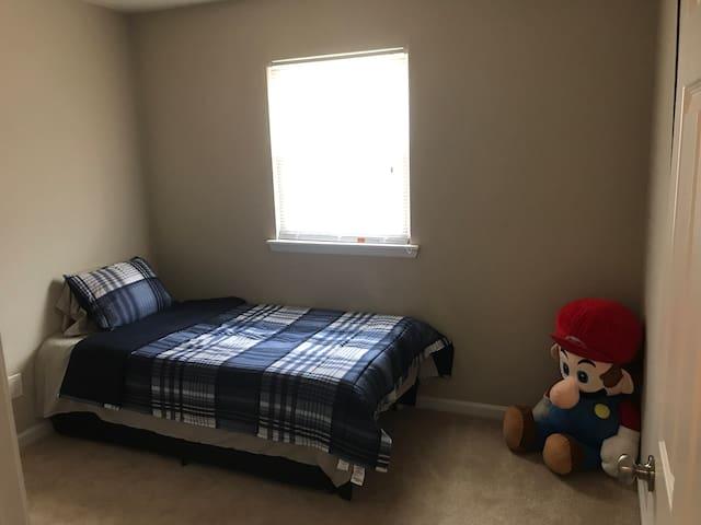 3rd bedroom if needed