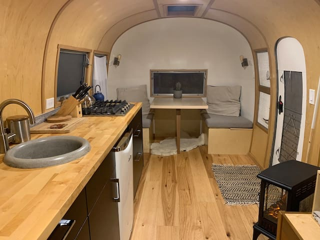 Quince the Vintage Airstream