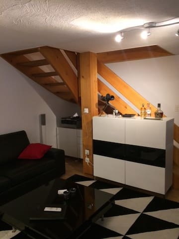 Maisonette Wohnung - Bottmingen