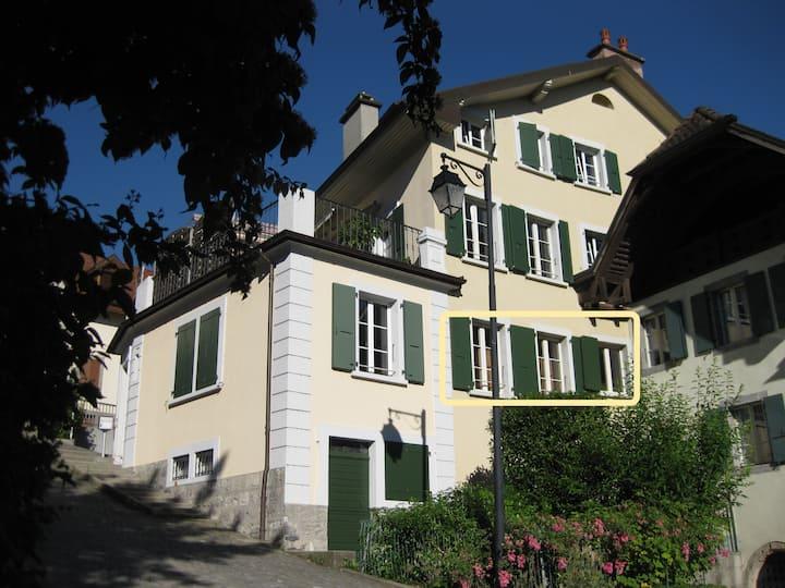 Appartement au cœur de Montreux - Lac 5 min à pied