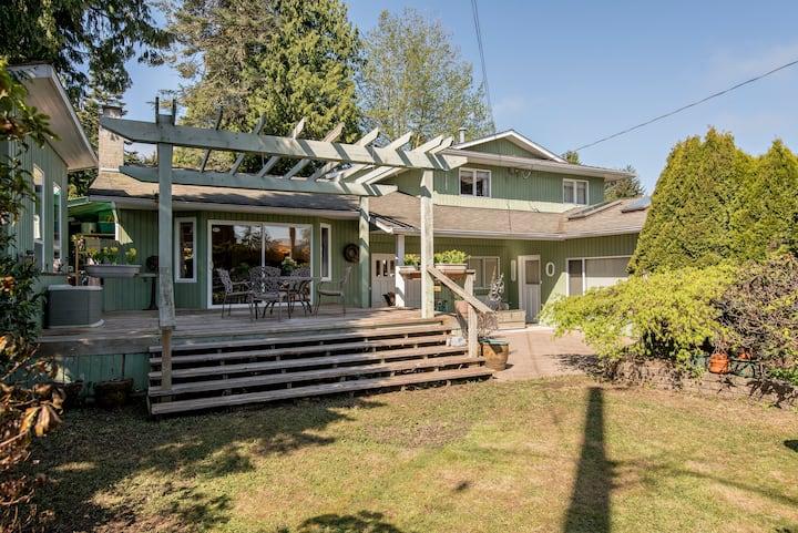 Huge 4 br +2 ba Bright Open House