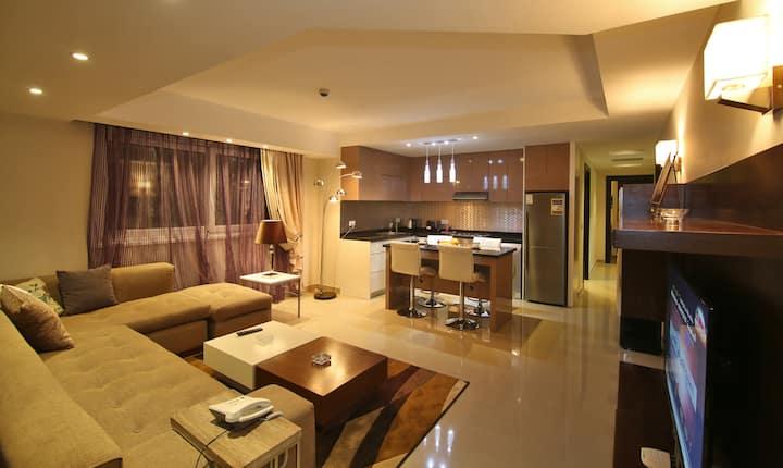 AlAshrafia Smart Residence (2 bdr)