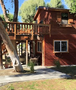 Charming Tree House (Ground Level) - Desert Hot Springs