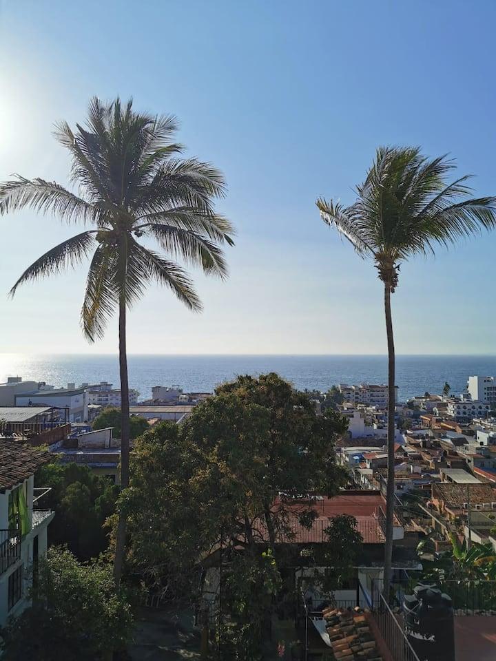 Amazing View, depa cerca de playa y malecón