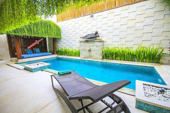 Villa Rising Star 3br+ Romantic Experience Bali