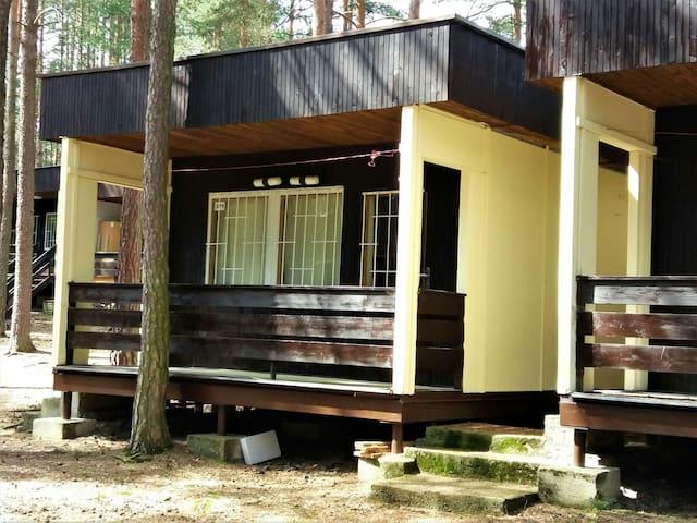 Chatky Máchovo jezero - Doksy - Cabin