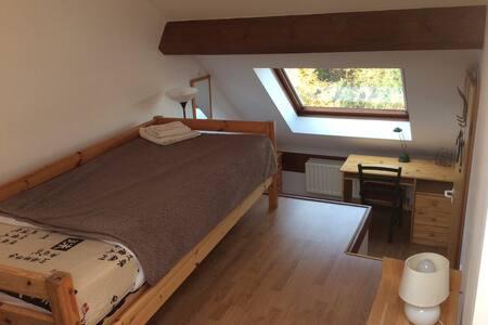 Chambre idéalement située au coeur de LLN:  ( UCL)