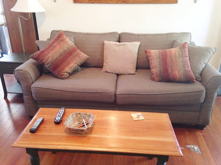 Why share space?? ENTIRE private 1 bd. Apt
