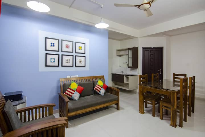 OYO - Cosy 1BR Homestay in Trivandrum - Priced Down❗