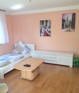 Gemütliches Zimmer in Remshalden - Remshalden - Apartment