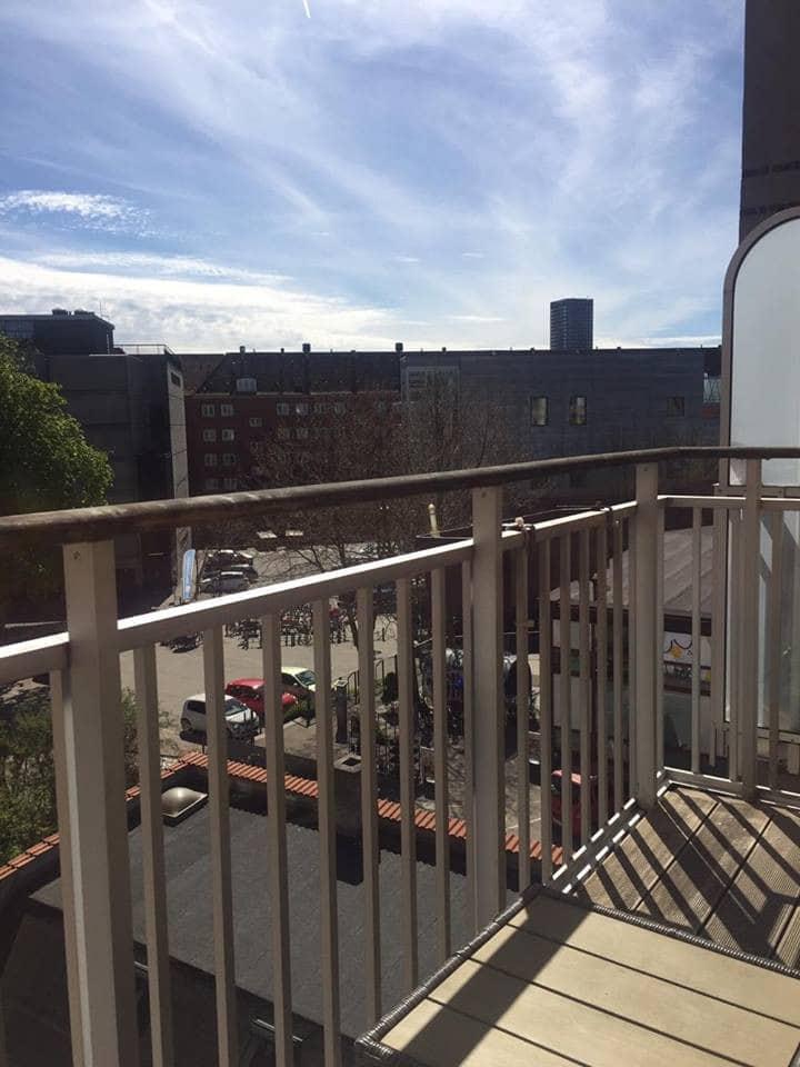 Charmerende to-værelses på dejlige Vesterbro
