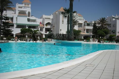 HOLIDAY APARTMENT TO 75 METERS FROM THE BEACH - Almerimar - Apartmen
